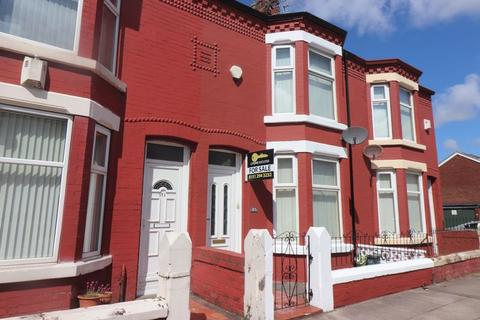 3 bedroom terraced house to rent - Worcester Road, Bootle