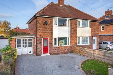 2 bedroom semi-detached house for sale - Shirley Avenue, York, YO26