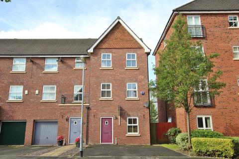 4 bedroom end of terrace house to rent - Holywell Drive, Warrington, WA1