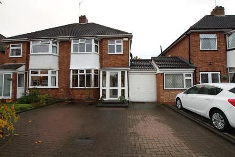 3 bedroom semi-detached house for sale - Bonner Drive, Sutton Coldfield, B76