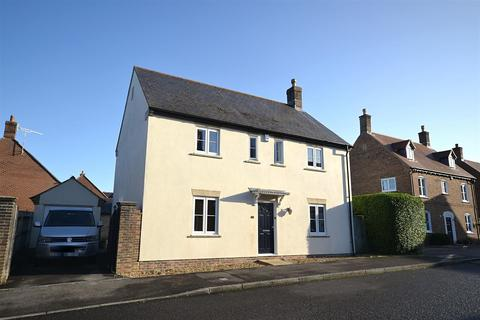 4 bedroom detached house for sale - Oak Road, Charlton Down, Dorchester