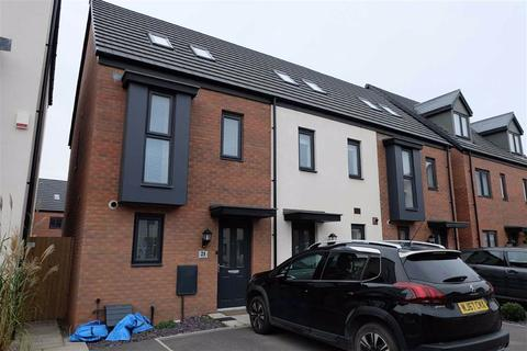 3 bedroom townhouse for sale - Ffordd Penrhyn, Barry, Vale Of Glamorgan