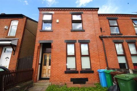 5 bedroom end of terrace house to rent - Mauldeth Road, Manchester