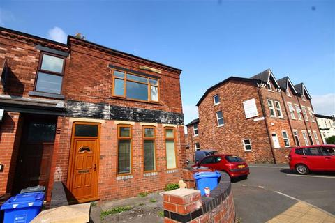 4 bedroom end of terrace house to rent - Mauldeth Road, Manchester