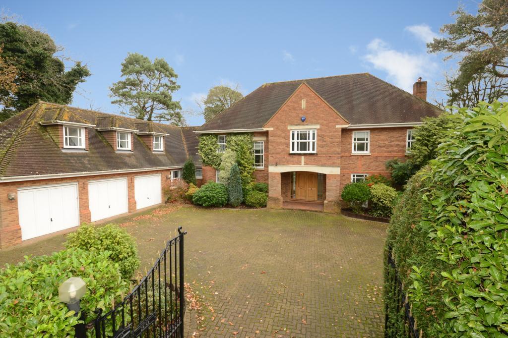 5 Bedrooms Detached House for sale in Bowater Ridge, Weybridge, Surrey, KT13
