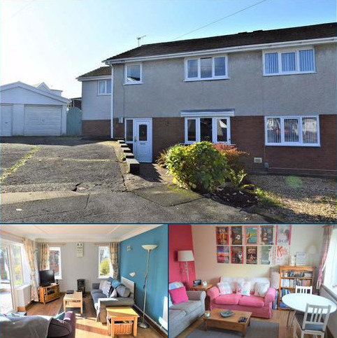 4 bedroom semi-detached house for sale - Heol Ceri, Wauarlwydd, Swansea