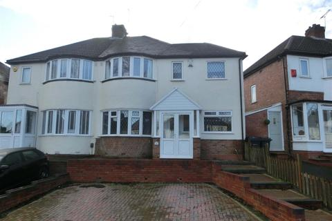 3 bedroom semi-detached house for sale - Marsham Road, Kings Heath, Birmingham