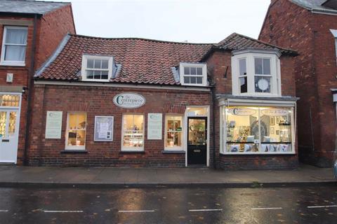 Shop for sale - High Street, Spilsby, Lincolnshire