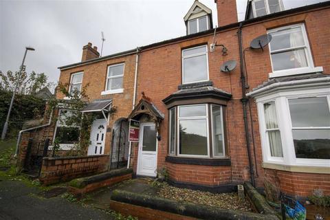 3 bedroom terraced house for sale - Chelsea Villas, Welshpool, SY21