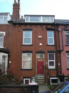 4 bedroom terraced house to rent - Royal Park Avenue, Hyde Park, Leeds