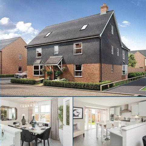 5 bedroom detached house for sale - Broughton Crossing, Broughton, AYLESBURY