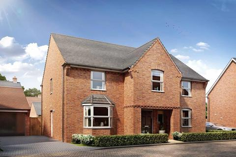 4 bedroom detached house for sale - Broughton Crossing, Broughton, AYLESBURY