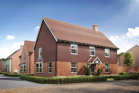 4 bedroom detached house for sale - Plot 22, Cornell at DWH Orchard Green @ Kingsbrook, Burcott Lane, Aylesbury, AYLESBURY HP22
