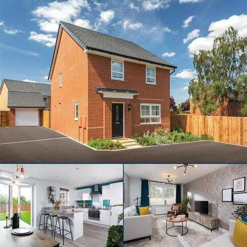 4 bedroom detached house for sale - Plot 32, CHESTER at Wigston Meadows, Newton Lane, Wigston, WIGSTON LE18