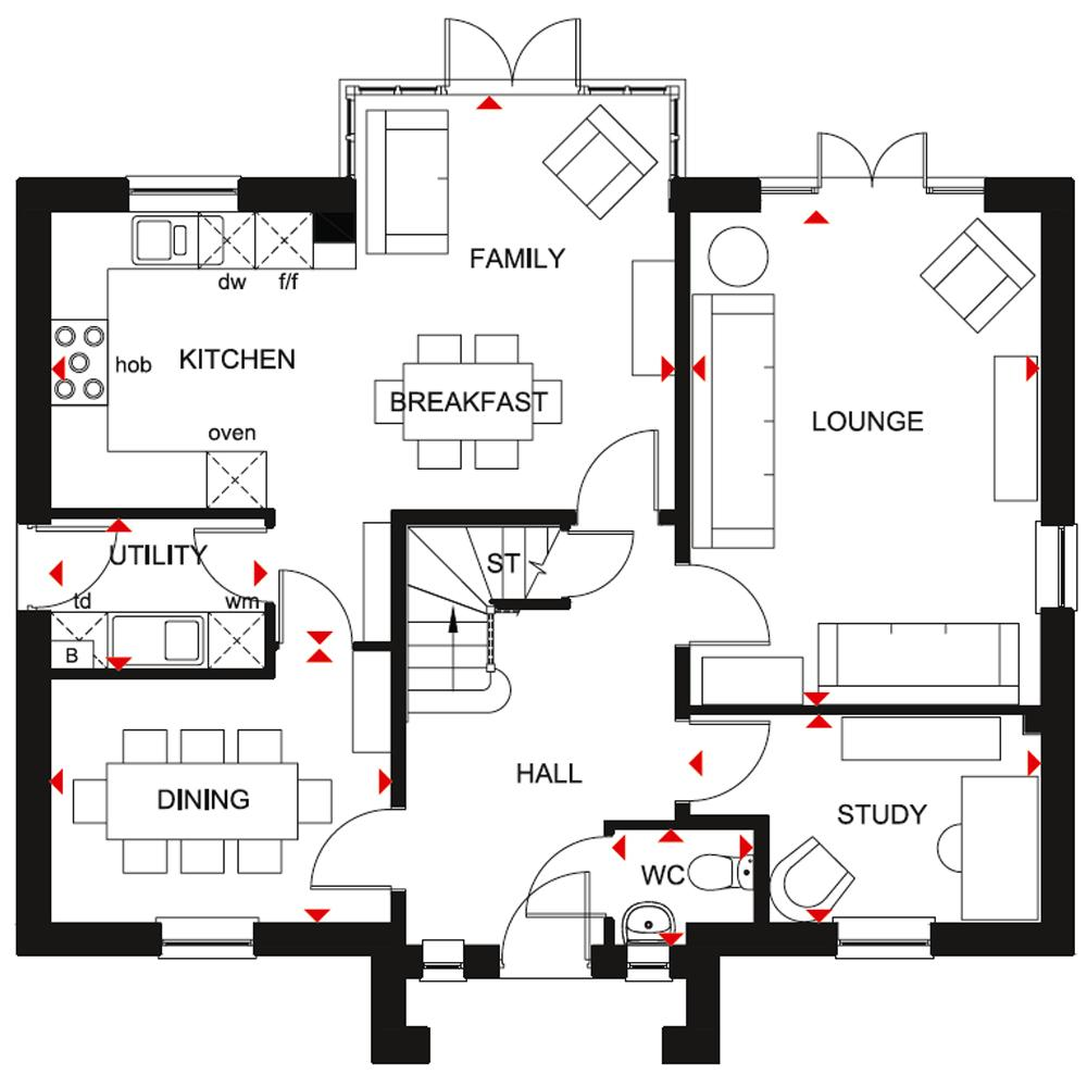 Floorplan 1 of 2: Winstone DWH GF