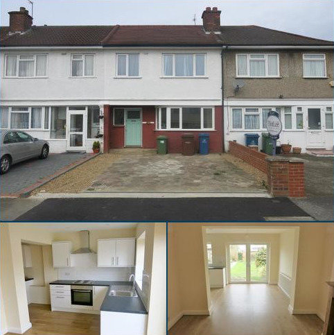 3 bedroom semi-detached house for sale - Waverley Road, Rayners Lane, Middlesex