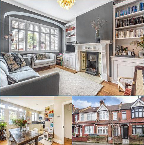 3 bedroom terraced house for sale - Eastbourne Road, Tooting