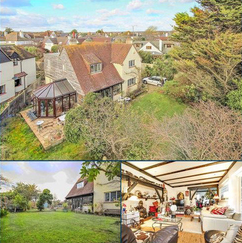 4 bedroom detached house for sale - The Drive, East Preston, West Sussex, BN16