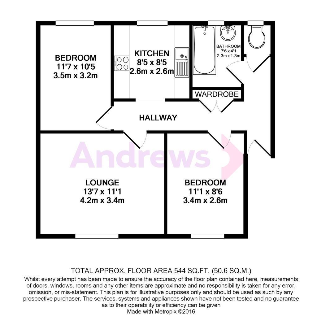 Floorplan: Metropix8776265