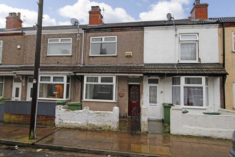 3 bedroom terraced house to rent - Roberts Street, DN32 8AW