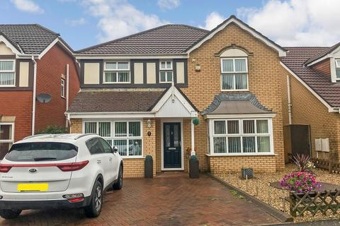 4 bedroom detached house for sale - Cae Glas, Cwmavon, Port Talbot, Neath Port Talbot. SA12 9AX