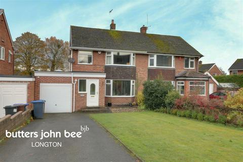 3 bedroom semi-detached house for sale - Cedar Avenue, Blythe Bridge, Staffordshire