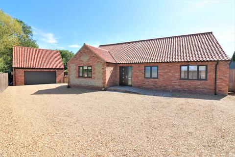 3 bedroom detached bungalow for sale - Rushmeadow Road, Scarning, Dereham NR19