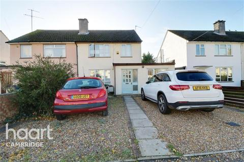 5 bedroom end of terrace house to rent - St Thomas's Square, Cambridge