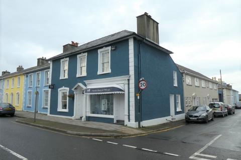 3 bedroom semi-detached house for sale - 6 North Road , Aberaeron, SA46