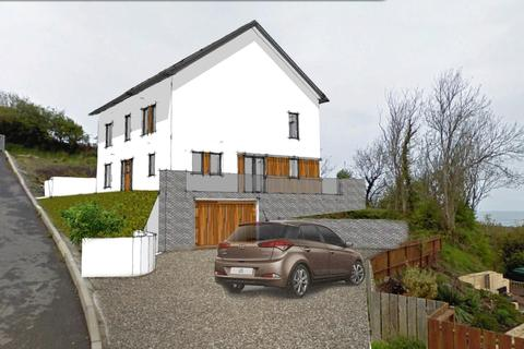4 bedroom property with land for sale - Aberarth, Aberaeron , SA46
