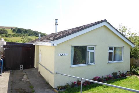 2 bedroom detached bungalow for sale - 41 Pwllswyddog, Tregaron, SY25