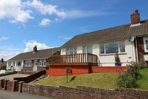 2 bedroom semi-detached bungalow for sale - Lampeter, Ceredigion, SA48
