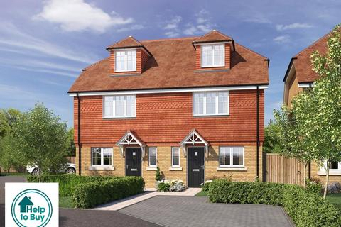 3 bedroom semi-detached house for sale - All Saints Gardens, Nutfield Road, Merstham, Surrey, RH1