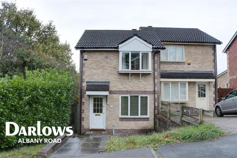2 bedroom semi-detached house to rent - Chamomile Close