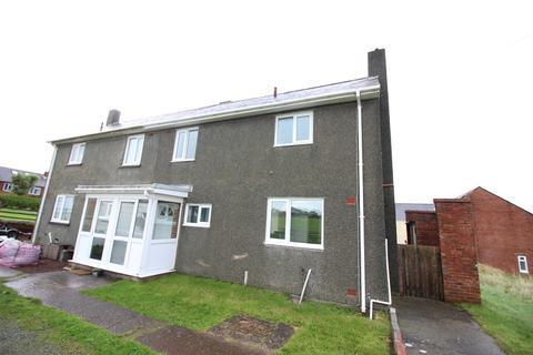 3 bedroom semi-detached house for sale - Stranraer Road, Pennar, Pembroke Dock, Pembrokeshire SA72 6SB