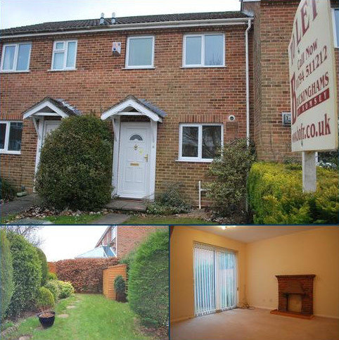 2 bedroom terraced house to rent - Hunters Crescent, Romsey SO51