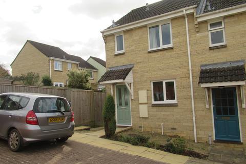 2 bedroom terraced house to rent - 7 Webb Close, Chippenham, SN15 3XF