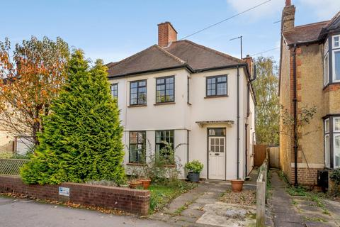 3 bedroom semi-detached house for sale - Hamilton Road, Oxford