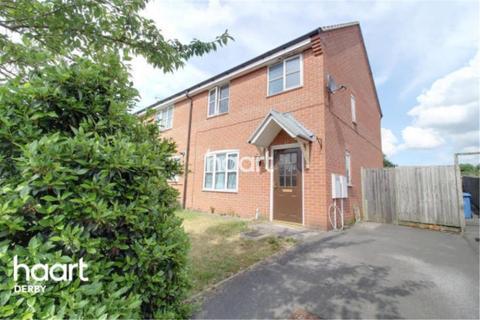 3 bedroom semi-detached house to rent - Grosvenor Drive, Littleover. DE23