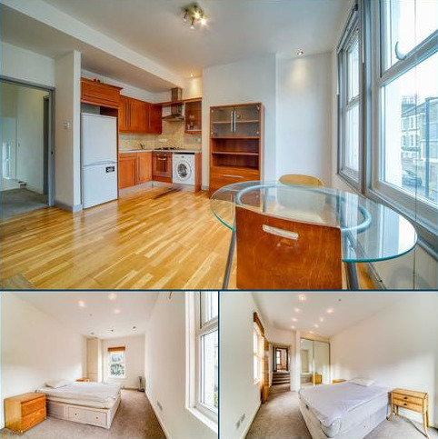 1 bedroom flat to rent - Tradescant Road, London, SW8