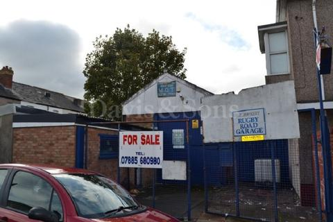 Garage for sale - Rugby Road, Newport, Gwent. NP19 0BS