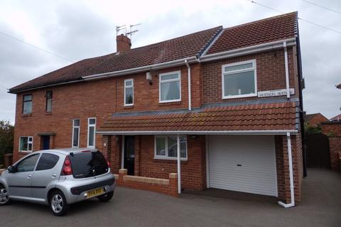 3 bedroom semi-detached house to rent - Hudson Avenue, Bedlington, Northumberland, NE22 5NS