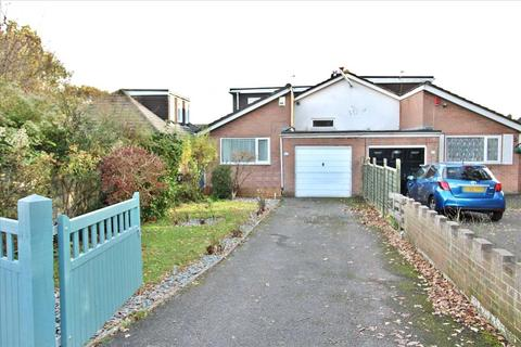 3 bedroom semi-detached bungalow for sale - Nutley Way, Bournemouth