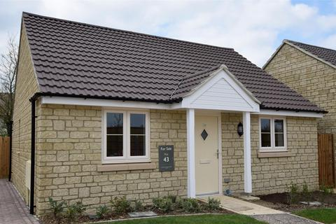 2 bedroom detached bungalow for sale - Plot 9, The Charlbury, Blunsdon Meadow, Swindon, SN25 4DN