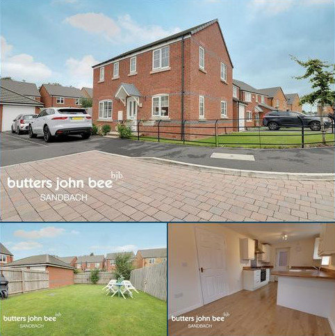 3 bedroom detached house for sale - Teal Drive