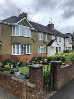 4 bedroom terraced house to rent - Shirley Avenue