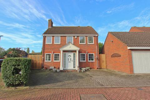 4 bedroom detached house for sale - 7 Waverley Gardens, London, E6 5TQ
