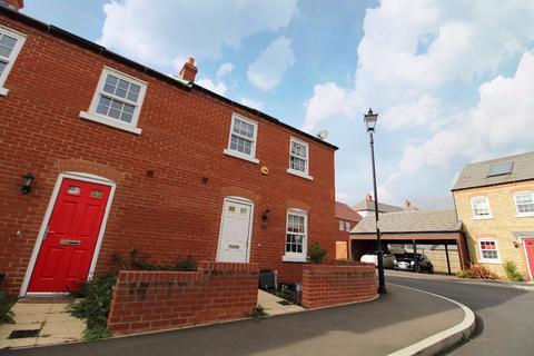 2 bedroom terraced house to rent - Brocklehurst, Kempston, MK42 7GE