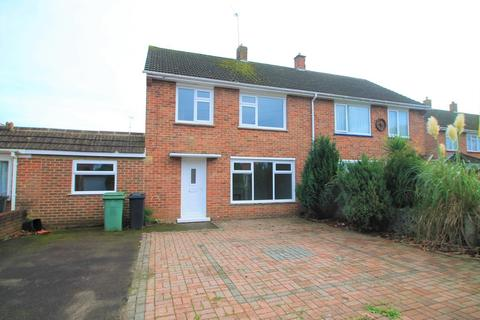 3 bedroom semi-detached house to rent - Brishing Close, Maidstone, Kent, ME15 9LA