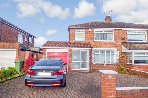 3 bedroom semi-detached house for sale - Greenvale Grove, Fairfield, Stockton-on-Tees, Durham, TS19 7RA